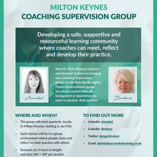 Milton Keynes Coaching Supervision Group Picture